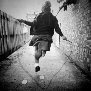 Skipping - iPhoneography