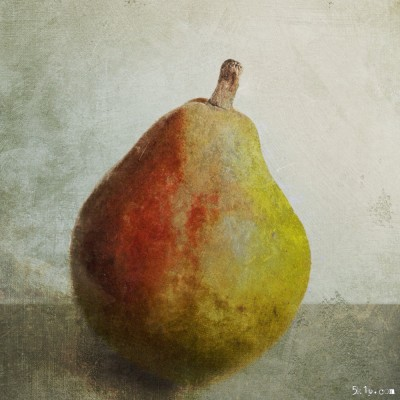 iphone photography - nice pear