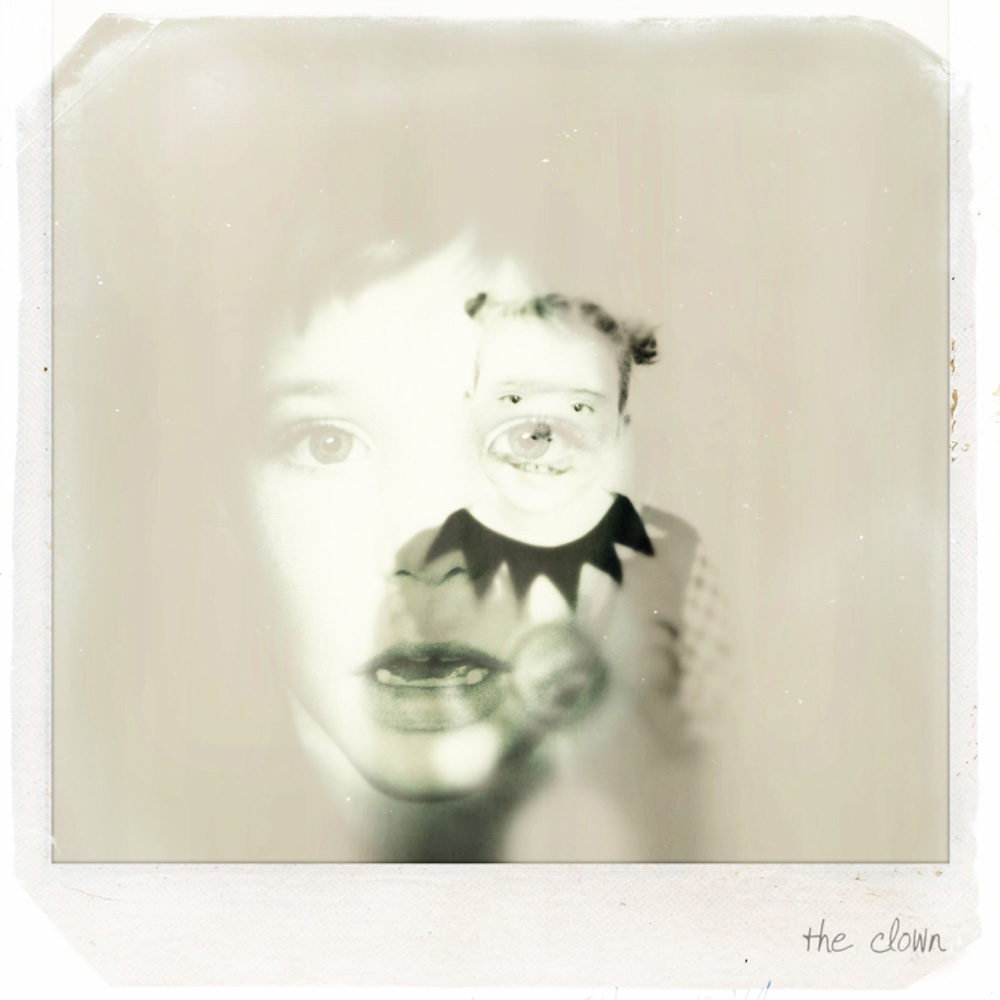 clown - diana multiple exposure